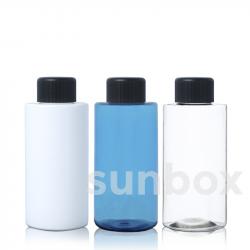 Bottle tube 200ml PET 26gr
